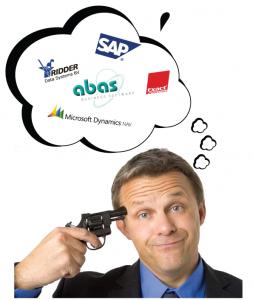 ERP-Selectie